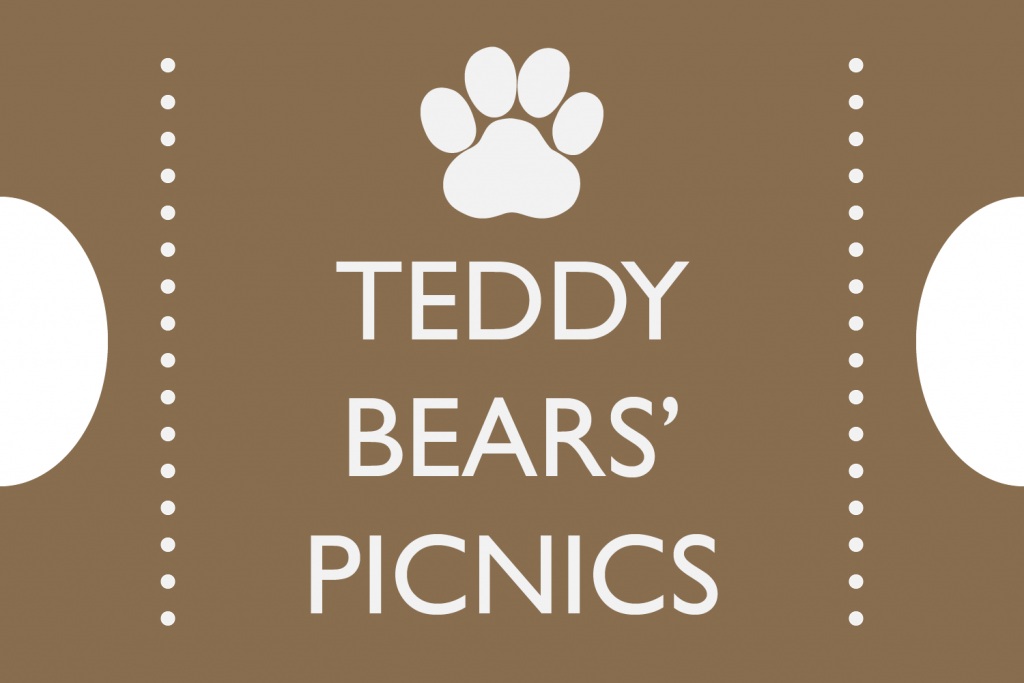 TEDDY BEARS' PICNICS