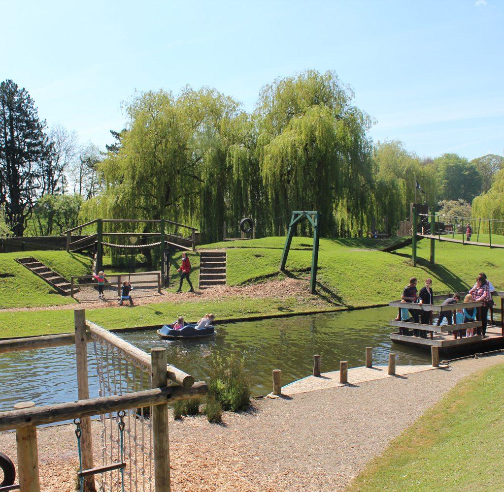 Newby Gardens Garden Ftempo