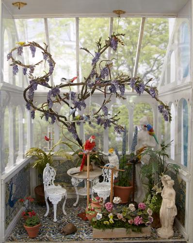 Dollshouse Exhibition - Newby Hall