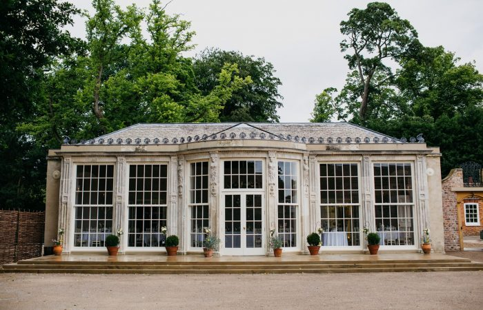 Afternoon Teas in the Orangery