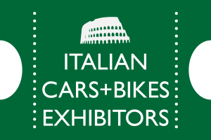 ITALIAN CARS & BIKES EXHIBITORS