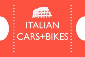 ITALIAN CARS & BIKES