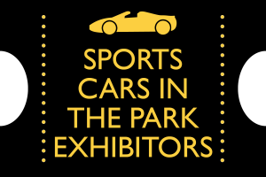 SPORTS CARS IN THE PARK EXHIBITORS
