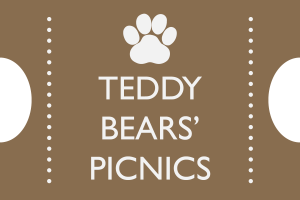 TEDDY BEARS' PICNICS