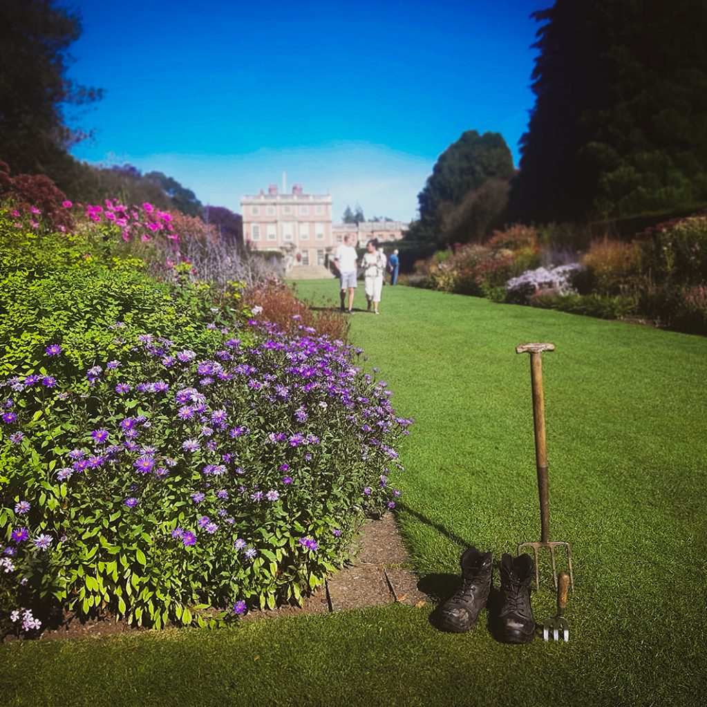 Head Gardener Newby Hall
